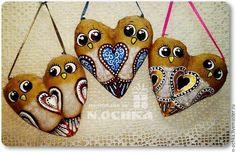 Ароматизированные куклы ручной работы. Ярмарка Мастеров - ручная работа. Купить Love is... Птички - сердечки, влюбленные парочки, кофейные игрушки. Handmade.