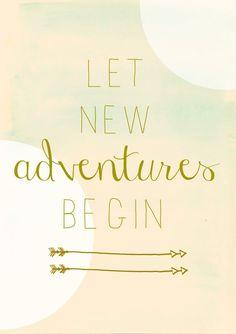 Let new adventures begin  | Svava Sparey Yoga Holidays #travel #bucketlist #wanderlust