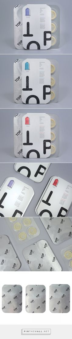 Condoms in blister packs? Concept design by Su Park (Canada)… Cool Packaging, Brand Packaging, Graphic Design Branding, Ad Design, Packaging Design Inspiration, Graphic Design Inspiration, Medicine Packaging, Package Design, Awards