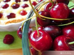 Cseresznyék Cherry, Food And Drink, Fruit, Recipes, Prunus, Ripped Recipes, Cooking Recipes