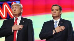 """Ted Cruz Lets Loose on Why He's Standing by Trump: """"Hillary Clinton Is an Absolute Disaster"""""""