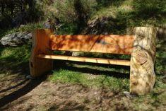 Banc en tronc d'arbre  🌲 Recyclez Bois ♻️  🛠 Créations en bois à partir de meubles et bois recyclés. 🏔 Cerdagne, Pyrénées-Orientales (66) France  #banc #outdoor #arbre #recyclage #recup #bricolage #bois #travaildubois #faitmain #diy #creation #wood #woodworking #woodworkidea