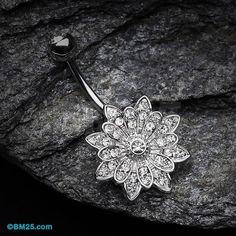Fleur Enchant anneau de nombril