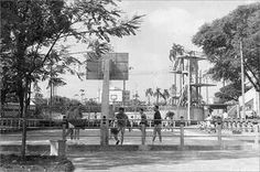 1964 - Interior do Clube de Regatas Tietê.