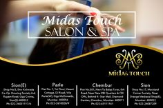 DO YOU HAVE DRY OR DAMAGED HAIR? ROUGH FEET? Come in for June's special and get pampered. Hair treatment and styling at Midas touch Spa and Salon. #haircut #hairloss #salon #spa #treatment #haircare #luxury #smooth #moisture #spainmumbai #mumbai .https://www.facebook.com/midastouchsalonandspa/