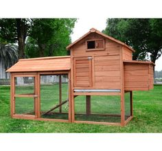 15 More Awesome Chicken Coop Ideas and Designs - Pioneer Settler | Homesteading | Self Reliance | Recipes
