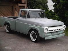 1957 for f100 | Vintage 1957 Ford Trucks