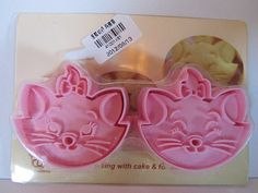 Aristocats Cookie Cutter by KawaiiCaos on Etsy. , via Etsy.