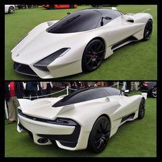 SSC Tuatara - this or the Veyron?