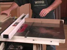 How to Build Super Simple Drawers -- WOOD magazine Woodworking Table Saw, Woodworking Projects, Woodworking Videos, Built In Cabinets, Wood Cabinets, Cabinet Drawers, Cabinet Doors, Wooden Words, Wood Magazine