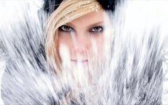 Temná Zimní Královna aneb Modré Oči / Dark Winter Queen Blue Eyes Makeup Tutorial http://getthelouk.com/?p=1936