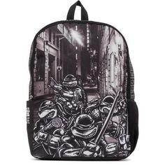 Teenage Mutant Ninja Turtles Backpack Leo Original, Black