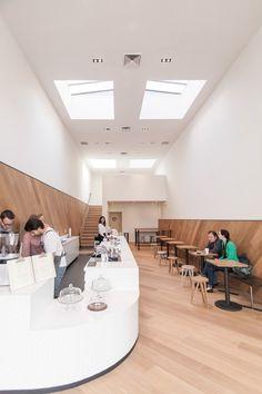 Saint Frank Coffee, San Francisco, 2013 - OPENSCOPE STUDIO, Amanda Loper