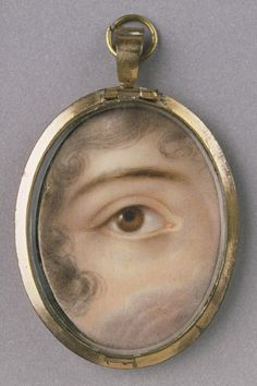 Philadelphia Museum of Art - Collections Object : Portrait of a Woman's Right Eye
