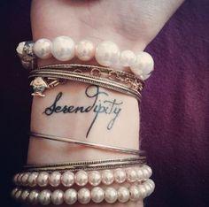 serendipity tattoos designs - Google Search