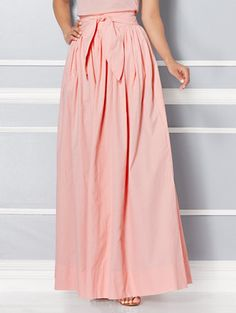 Shop Eva Mendes Collection - Mari Maxi Skirt . Find your perfect size online at the best price at New York & Company.