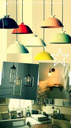 Ilumine o seu espaço. ;)