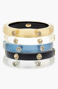 Alexis Bittar 'Lucite®' Hinged Bangle Bracelet available at #Nordstrom