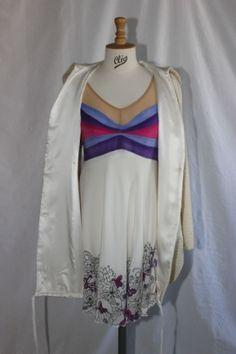 """Modèle """"Cocon"""", par N. Jupin, classe de FCIL modélisme lingerie -homewear"""