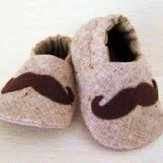 Baby mustachO