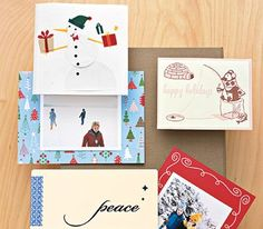 17 Warm Christmas Card Sayings