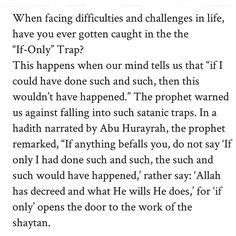 I sooo needed this reminder right now..May Allah protect us all..#shaytan #acts…