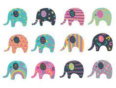 print & pattern: KIDS DESIGN - rooty toot @Rachel Dolphin
