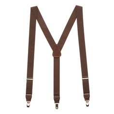 Suspenders would be something that Treves would wear underneath his outfit in order to hold up his trousers.