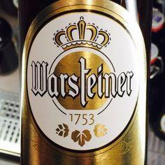 Warsteiner - Eine Königin unter den Bieren