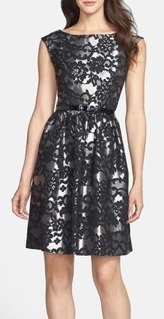 This would be a nice dress for a special occasion.
