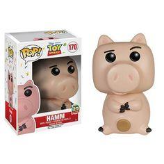 Toy Story 20th Anniversary Hamm Pop! Vinyl Figure – Toy Wars
