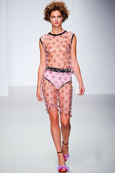 Sister by Sibling Spring 2014 Ready-to-Wear Collection Slideshow on Style.com