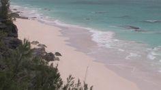 pink sand Bermuda Beach