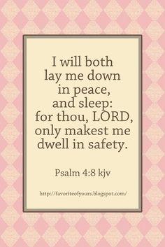 Ps. 4:8