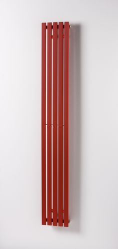 Red Hot radiator - available from stock in red