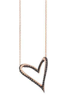 Coração com brilhantes da Dryzun, diferente e sofisticado!
