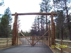 Driveway Entrance Gates | Los Angeles Wood Driveway Gates Beautiful Entry Pictures