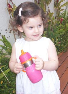 Garrafinha Infantil The Safe Sippy