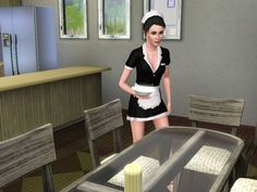 Mod The Sims - Housekeeper Service - v1.2 (9th Dec 2014)