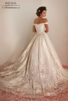 Ysa Makino Wedding Dress and Bridal Gown Collection | Bridal Reflections