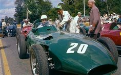 Roy Salvadori, who has died aged was one of a glamorous generation of British Formula 1 racing drivers of the and with Stirling Moss, Mike Hawthorn and Tony Brooks, and won the 24 Hours of Le Mans. Aston Martin, Bristol, Maserati, Ferrari, Automobile, Because Race Car, Formula 1 Car, Checkered Flag, Vintage Race Car