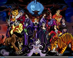 awwww. if Disney ever had a super-villain brother thing this would be their 'team shot' :D