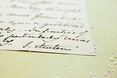 jane austen's signature
