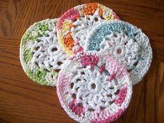 Loopy Flower Coaster by James G Davis