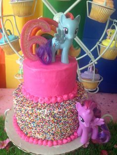 My Little Pony Birthday Party Ideas | Photo 1 of 21 | Catch My Party