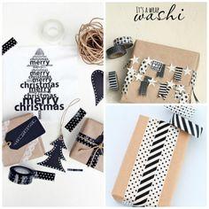 christmas giftwrapping
