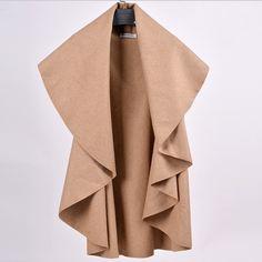 Outwear 2016 New Women Vest Coat Colete Feminino Plus Size Loose Irregular Casual Female Coats Jackets Vest Coats 6 Colors
