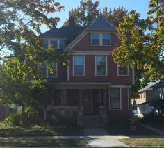 Victorian B&B in three rivers, mi