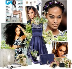 """""""Joan Smalls"""" by fantasiegirl ❤ liked on Polyvore"""