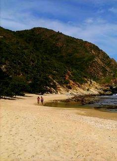 Playa de Cepe, Parque Nacional Henri Pittier.